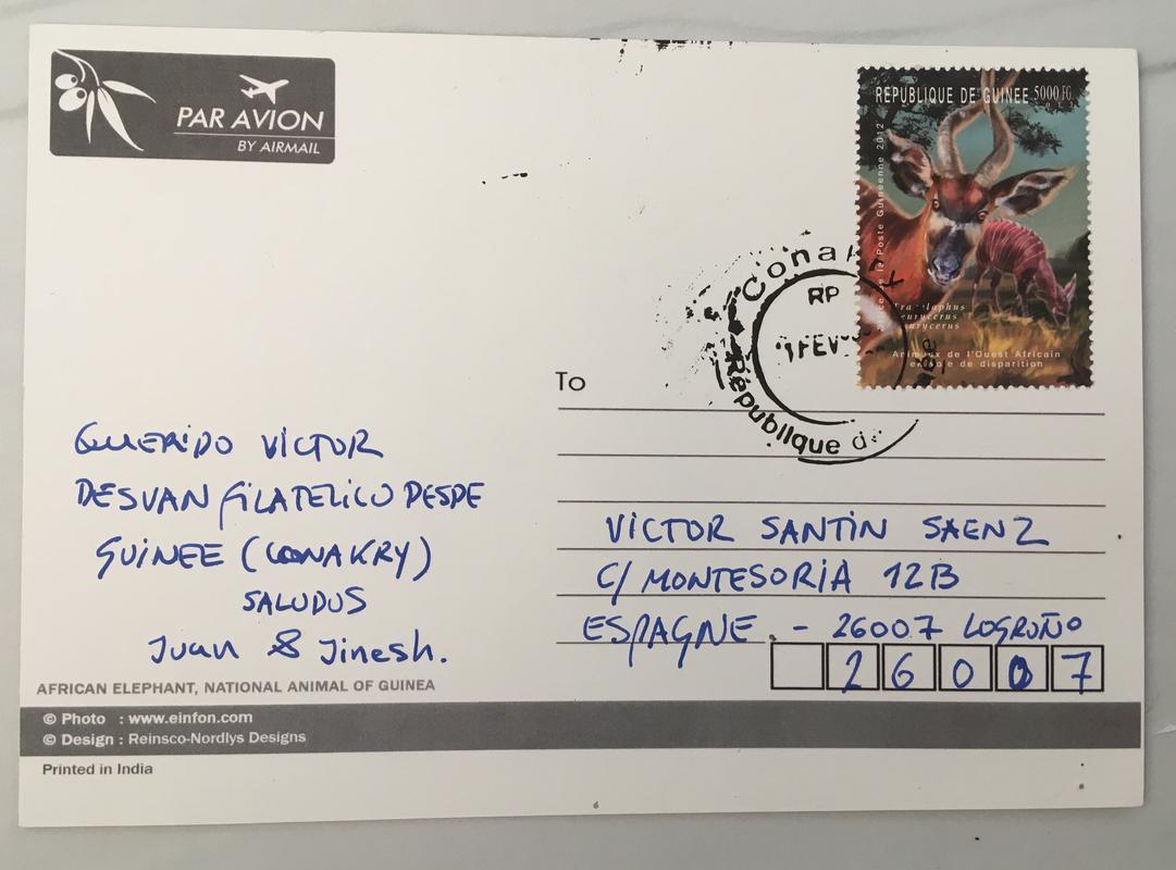 Postales deade Guinea (Julio 2018) IMG_1724