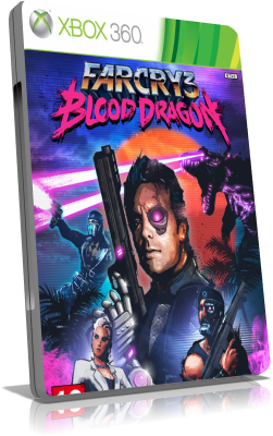 XBOX 360 Game Blooddragon