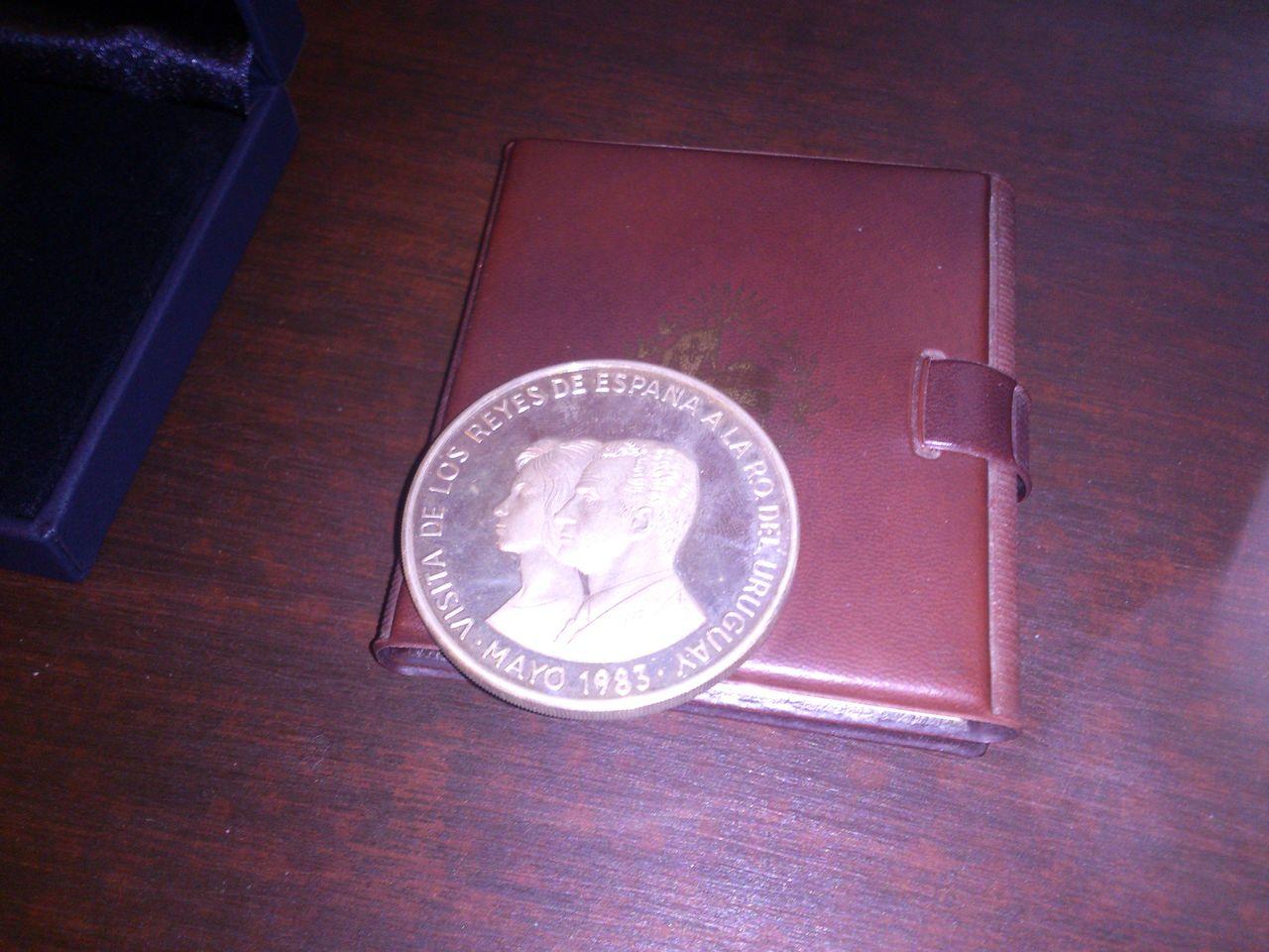 Monedas conmemorativas de Uruguay acuñadas en plata 1961 - Presente. DSC_8966