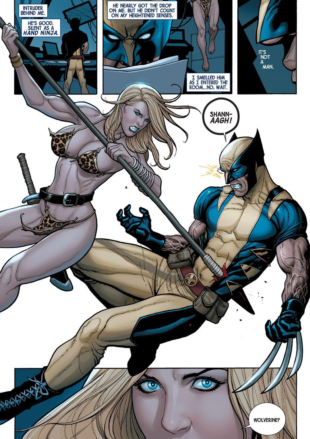 [Gentle Giant] Marvel Comics: Shanna 1/4 013