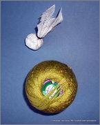 Скрапбукинг. Голубой мак, карандашница или декорваза для сухоцветов. 1_DSCF1925
