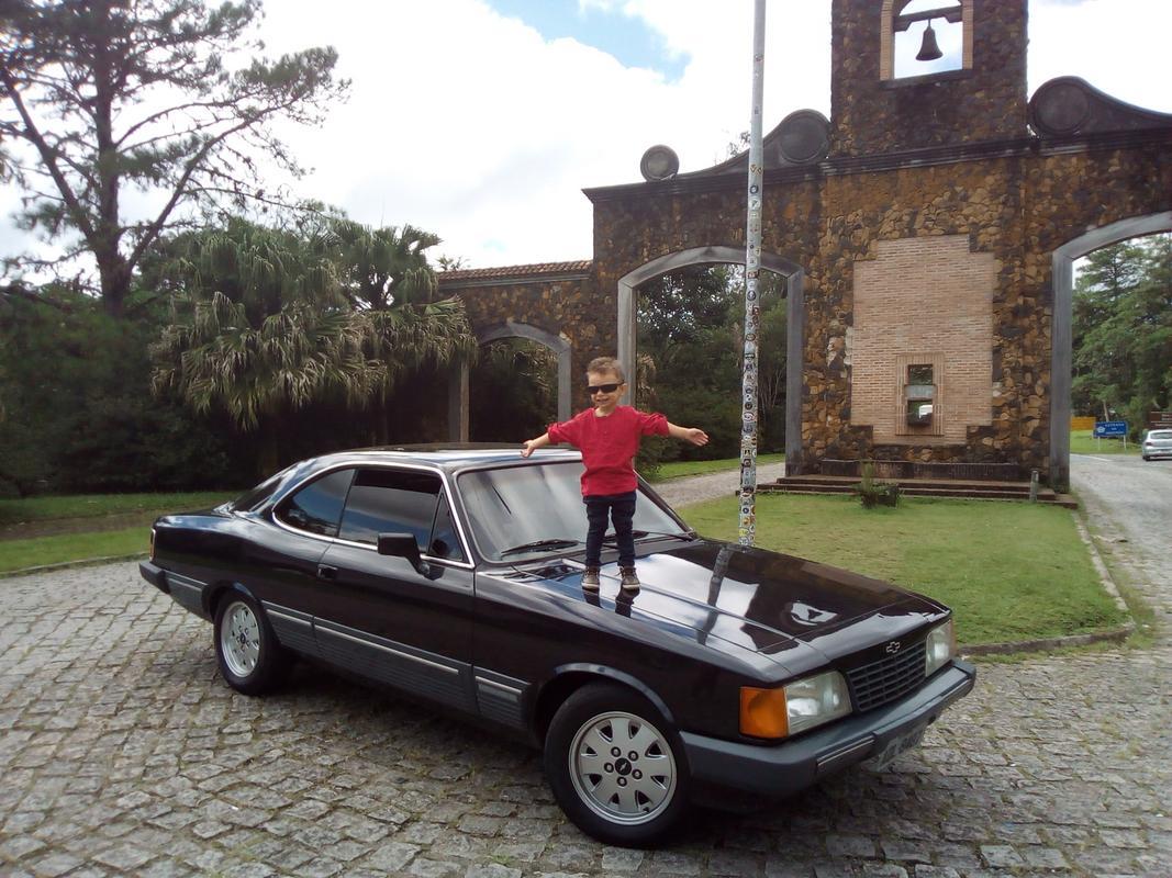 Diplomata Coupe 1988 - 250S 200