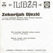 Zekerijah Djezić - Diskografija  1972_b