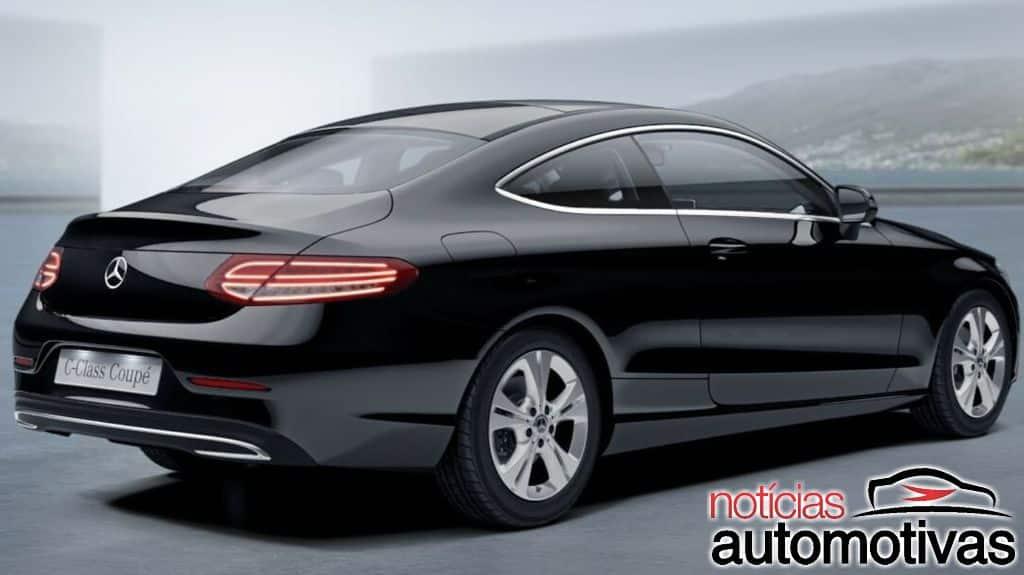 Lançamento - c180 coupé - R$ 186.900,00 Mb-c180-coupe-2