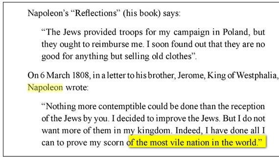 le Salut vient des Juifs: Mythe du Peuple Elu Image