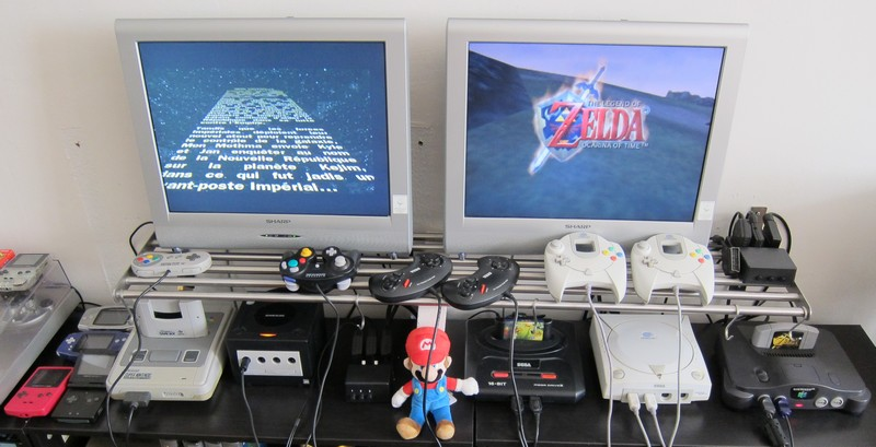 Ma petite installation :)  Gameroom2