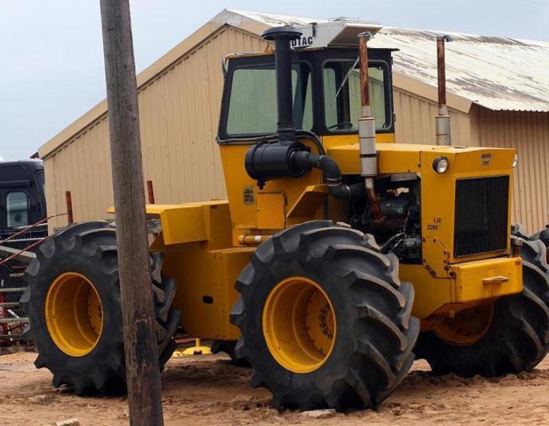 Hilo de tractores antiguos. - Página 37 Woods_Copeland_450_C