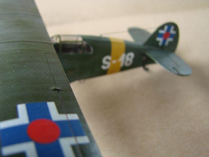 Avia B-534 serieIV., KP i RSmodels, 1/72 DSC00174