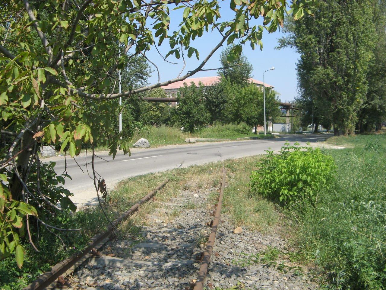 Calea ferată directă Oradea Vest - Episcopia Bihor IMG_0037