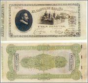 Billetes de Cantabria 1874_billete_100ptas
