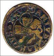 Jetón del León de San Marcos. s.XVI. Núremberg. Maestro Hans Schultes Img181