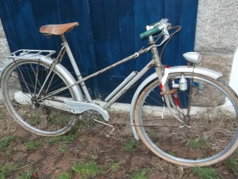 Vélo de dame Pax  (le mans) début 50  DSCF0779
