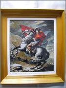 Silvia-goblen galerie Napoleon_Bonaparte_36x42