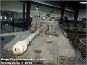 "Немецкий тяжелый танк PzKpfw V Ausf.А  ""Panther"", Sd.Kfz 171,  Musee des Blindes, Saumur, France Panther_A_Saumur_153"