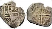 8 reales 1654. Felipe IV. Sevilla 2220877
