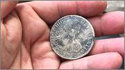 8 reales Carolus IIII,1795 Mejico-FM   Studio_20150407_165645