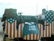 m35a1 vietnam gun truck Easyrider