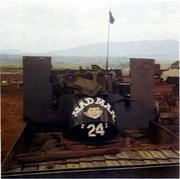 m35a1 vietnam gun truck Madman