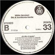 Vesna Zmijanac - Diskografija  Vesna_Zmijanac_1985_03_29_Ploca_B_strana