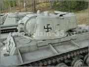 Советский тяжелый танк КВ-1, ЧКЗ, Panssarimuseo, Parola, Finland  1_179