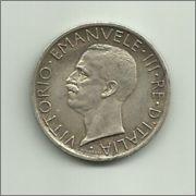 5 liras Vittorio Emanuele 1927 (Roma) 5liras_vittorio_emanuelle_III_1927anver