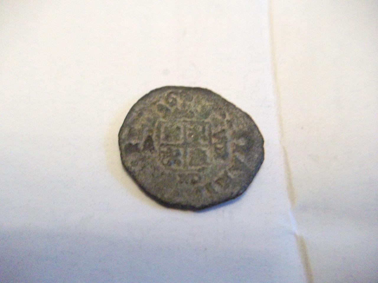 8 maravedis Felipe IV 1661 serie vellon rico. Madrid MD DSCF2067