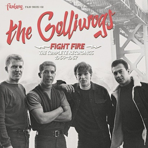 The Golliwogs – Fight Fire: The Complete Recordings (1964)1967 (2017)  The