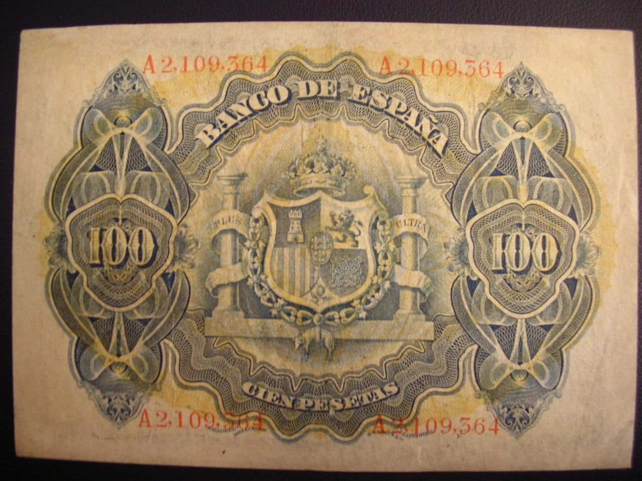 100 Pesetas 1906 (MBC) 100ptas1906r