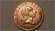 1/2 Escudo Carlos III 1765 Madrid. IMAG0886