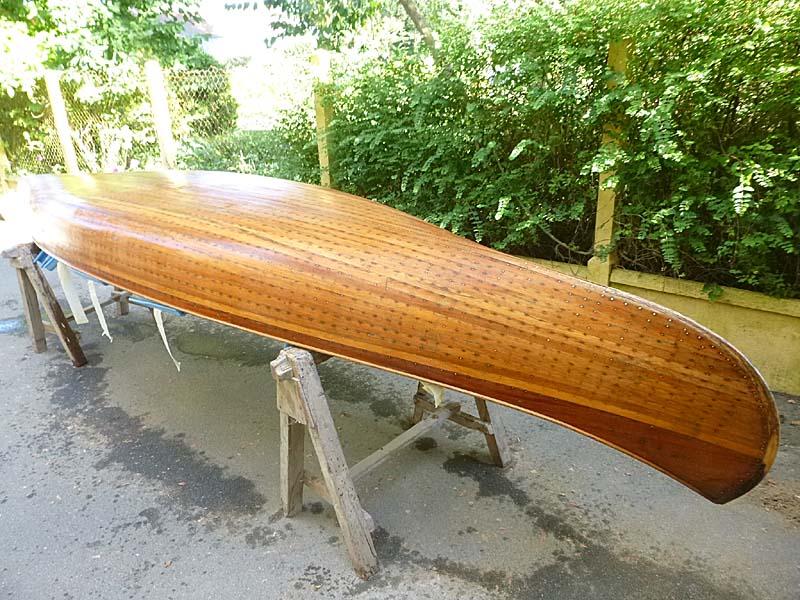 canoe bois...éviter les mauvaises surprises.... Net
