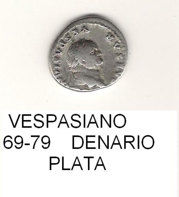 denario de Vespasiano año 69 - 79 d.c  IMPERIO_ROMANO_40