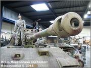 "Немецкий тяжелый танк PzKpfw V Ausf.А  ""Panther"", Sd.Kfz 171,  Musee des Blindes, Saumur, France Panther_A_Saumur_158"