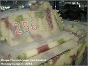 "Немецкий тяжелый танк PzKpfw V Ausf.А  ""Panther"", Sd.Kfz 171,  Musee des Blindes, Saumur, France Panther_A_Saumur_150"