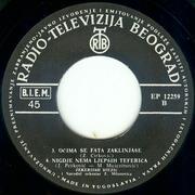 Zekerijah Djezić - Diskografija  1966_zb