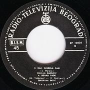 Zekerijah Djezić - Diskografija  1966_d