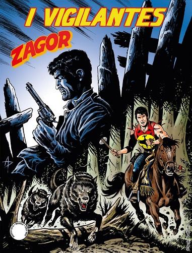 I vigilantes (n.636/637) Vigilantes