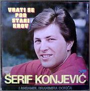 Serif Konjevic - Diskografija R26028931292697185