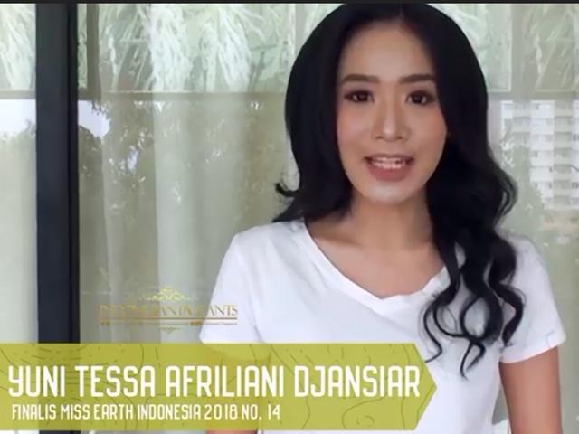 CANDIDATAS A MISS TIERRA INDONESIA 2018 * FINAL 6 DE JULIO * 6_B239_C6_E-1999-47_E2-9_CB5-044_F1_F2_D197_D