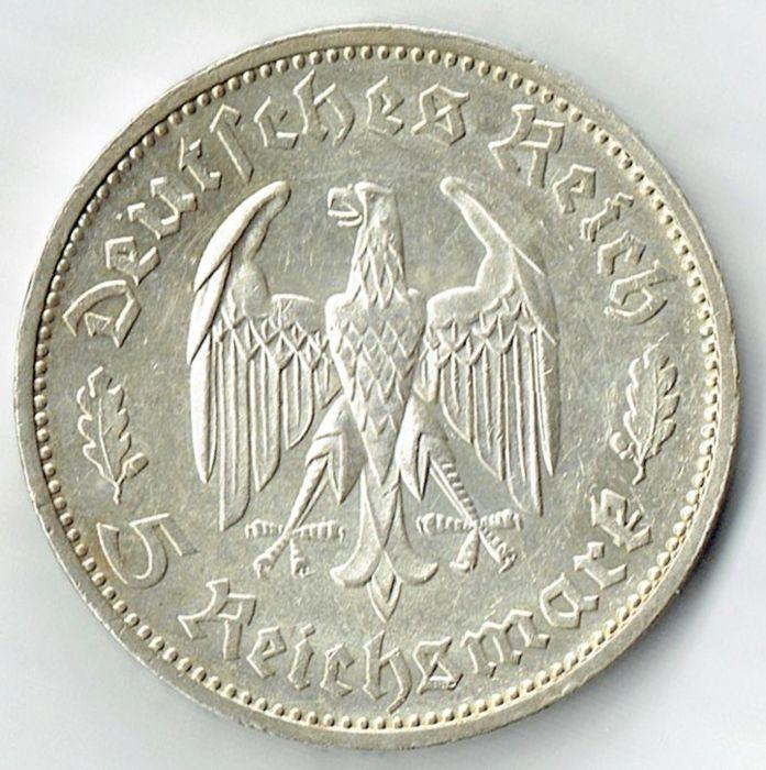Monedas Conmemorativas de la Republica de Weimar y la Rep. Federal de Alemania 1919-1957 - Página 5 8d932