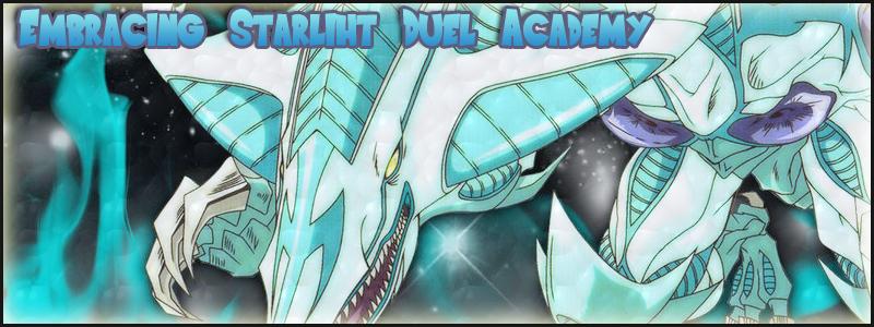 Embracing Starlight Duel Academy