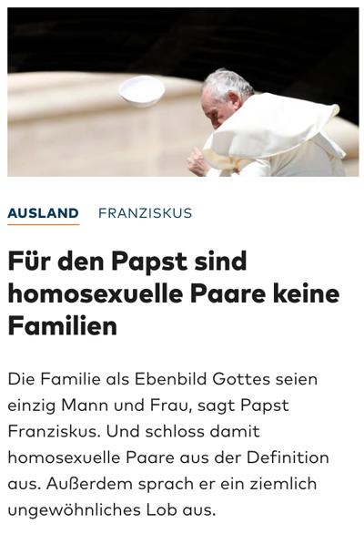 Papst Franziskus (IHS) als Führer der Weltreligion - Seite 8 Papst