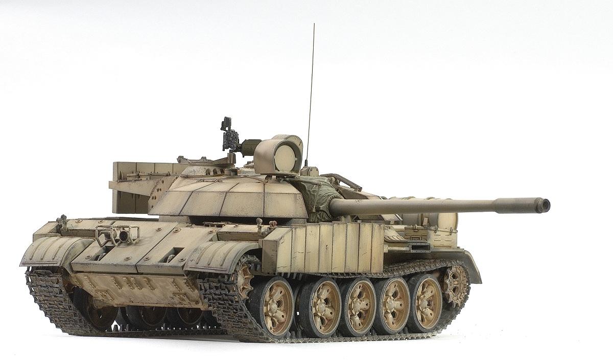Т-55 Enigma Tamiya 1/35 Image