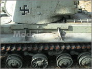 Советский тяжелый танк КВ-1, ЧКЗ, Panssarimuseo, Parola, Finland  1_172