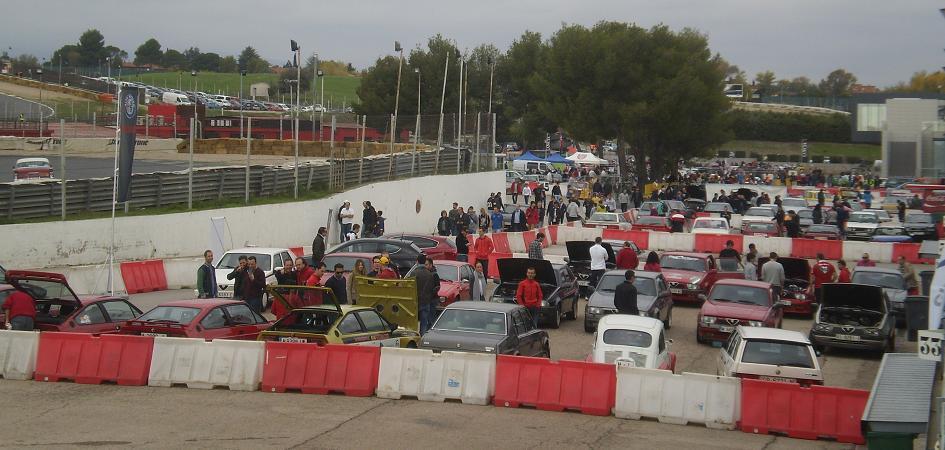 XVIII Jornadas de Puertas Abiertas circuito del Jarama Jpa15_07