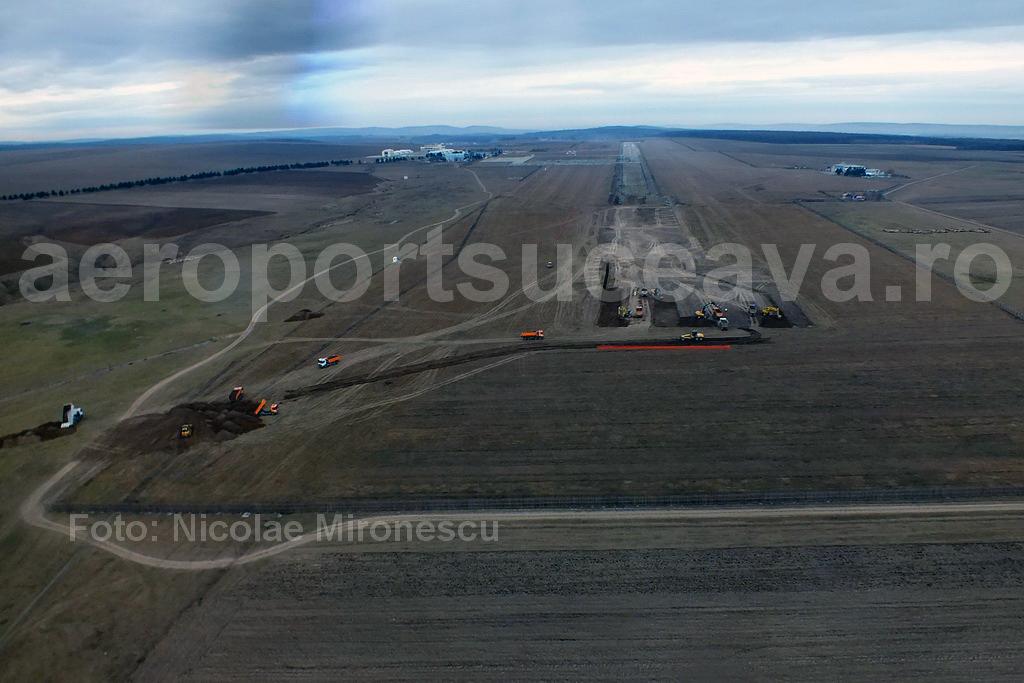 AEROPORTUL SUCEAVA (STEFAN CEL MARE) - Lucrari de modernizare DSCF8017