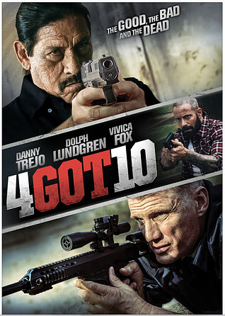 4G0T10/ The Good, The Bad, and The Dead (Los Olvidados) 2015 4got10_posters