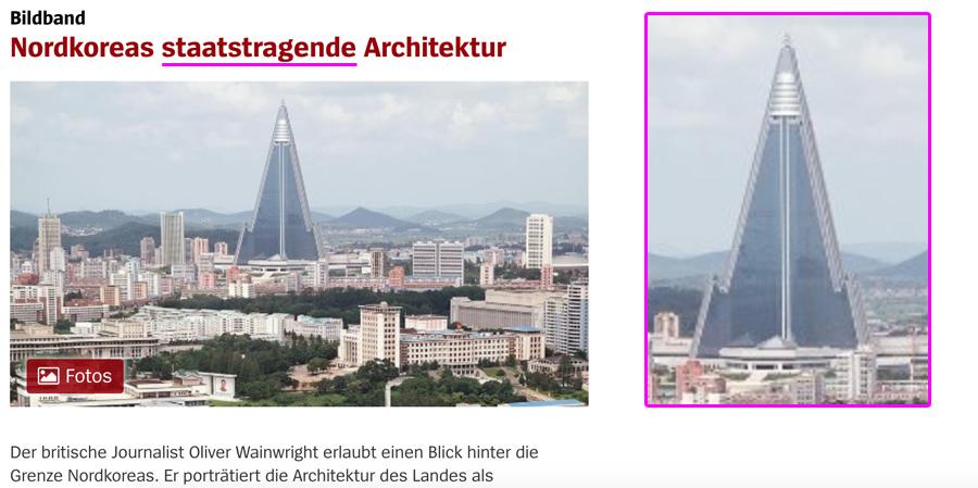 Nordkorea: Palast der Wissenschaft und Technik NK_Archi_01