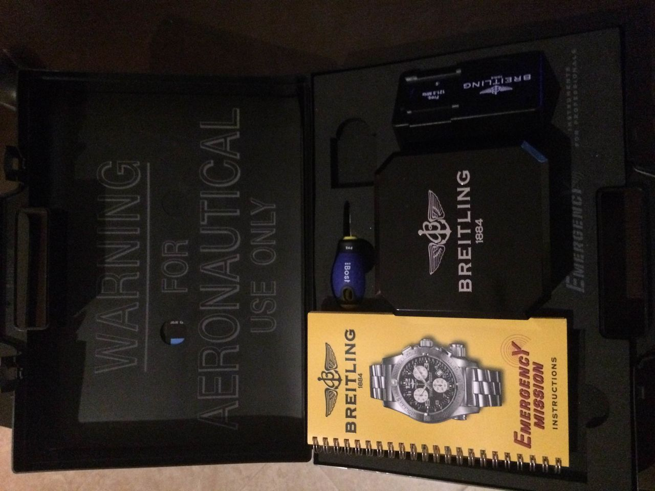 [Vendo] Breitling Emergency IMG_4129