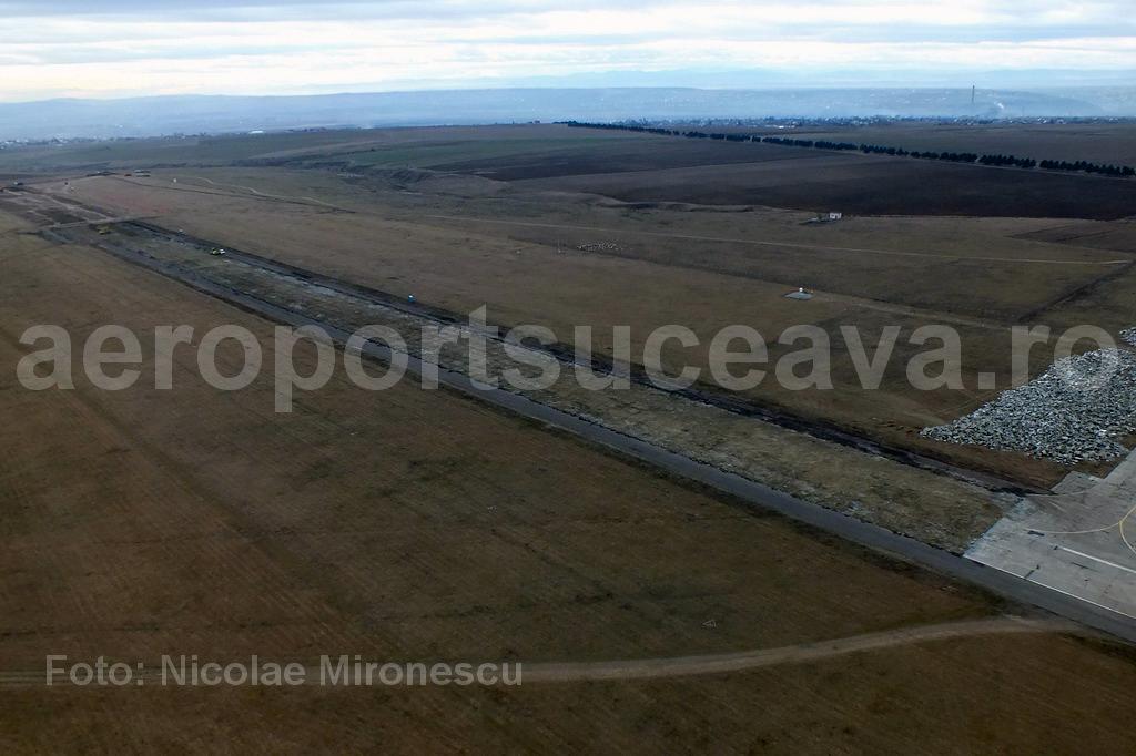 AEROPORTUL SUCEAVA (STEFAN CEL MARE) - Lucrari de modernizare DSCF8007