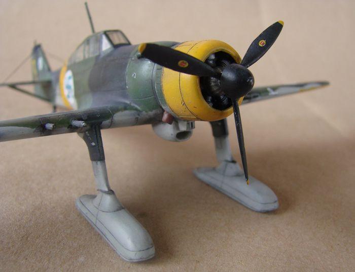 Finski Fokkeri D.XXI, Special Hobby, 1/72 DSC01484